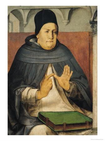 St Thomas Aquinas and Those